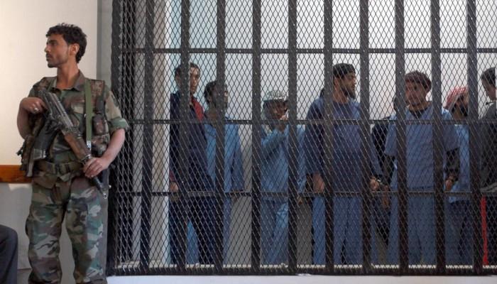محكمة حوثية تقضي بإعدام 8 متهمين بالعمالة للتحالف العربي