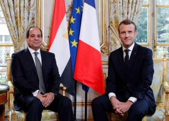 فرنسا تبحث عن مخرج للأزمة السورية في مصر