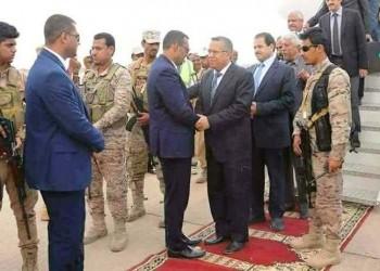 استقبال مثير للجدل لرئيس الوزراء اليمني في سقطرى