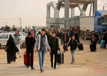 655 فلسطينيا يغادرون غزة في اليوم الأول من فتح معبر رفح
