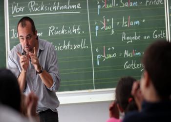 55 ألف تلميذ حضروا حصة تربية إسلامية في ألمانيا