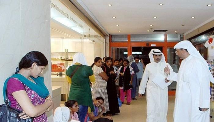 عودة العمالة الهندية النسائية إلى الكويت الأسبوع المقبل