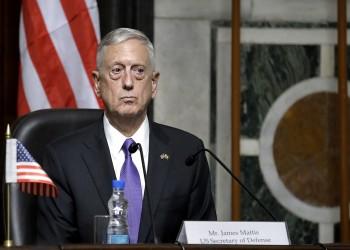 «ماتيس» ضد «ترامب»: لا نريد الخروج من سوريا