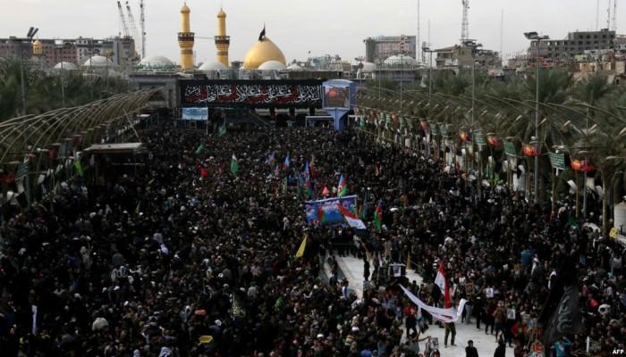 السلطات العراقية ترفض إلغاء تأشيرة الدخول للإيرانيين بـ«أربعينية الحسين»