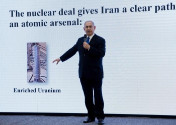 مذيع أمريكي يحرج «نتنياهو» بسؤال حول امتلاك (إسرائيل) أسلحة نووية