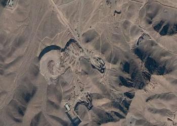 (إسرائيل) تنشر صورا تزعم أنها «أنشطة غريبة» بموقع نووي إيراني