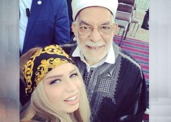 «سيلفي» لـ«مورو» مع ممثلة تونسية يثير جدلا واسعا