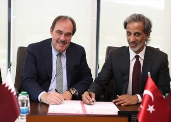 تركيا تؤكد دعمها المطلق لقطر في جهودها لاستضافة مونديال 2022