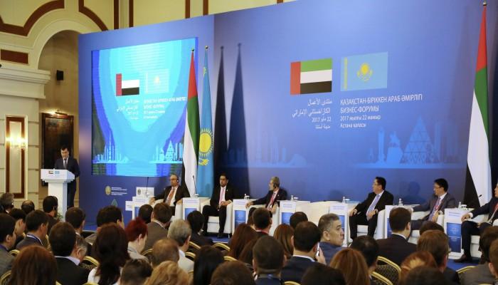 بين كازاخستان وتركمانستان.. لماذا تستثمر الإمارات بكثافة في آسيا الوسطى؟
