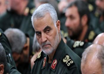 «سليماني» يجري مباحثات في بغداد لتشكيل الحكومة العراقية الجديدة