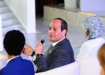 «السيسي»: الحياة السياسية في مصر ليست متردية