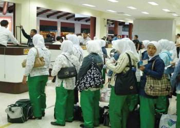 العمالة الهندية تصل إلى الكويت بعد العيد