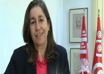 وفاة «مية الجريبي».. أول تونسية تترأس حزبا سياسيا