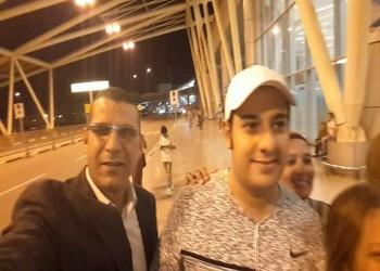 عودة ضابط «مجزرة الواحات» للقاهرة بعد رحلة علاجية بجنيف