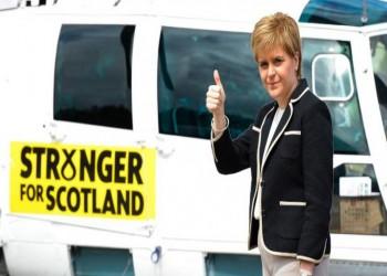 اسكتلندا تدرس إجراء تصويت جديد للاستقلال