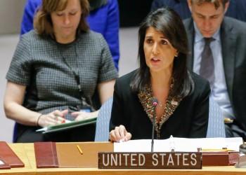 «نيكي هالي»: الأسلحة «السهلة» في ليبيا تزيد من العنف بسيناء