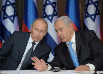 مصادر: روسيا لن تتصدى لأي استهداف إسرائيلي لإيران بسوريا