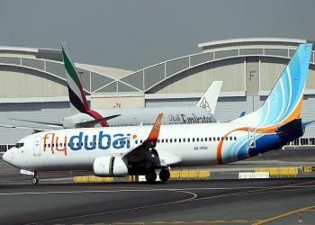 «فلاي دبي» تنفي اختطاف طائرة تملكها فوق إيران