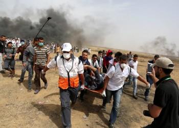 استشهاد فلسطيني متأثرا بجروح أصيب بها برصاص الاحتلال