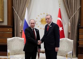روسيا تخفض سعر الغاز المصدر إلى تركيا بنسبة 10.25%