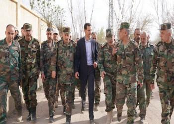 جيش «الأسد» يسرح مجندين قاتلوا بصفوفه منذ سنوات