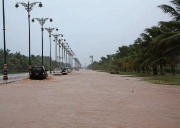 عطلة مصرفية 3 أيام في ظفار العمانية إثر إعصار «مكونو»