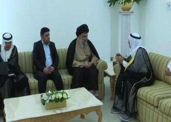«الصدر» يزور الكويت في أول رحلة خارجية بعد الانتخابات