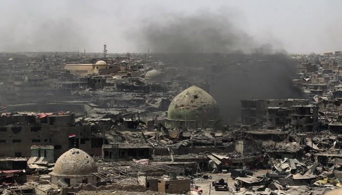 إلى الفائزين بالانتخابات: ماذا عن هولوكوست قصف الموصل؟