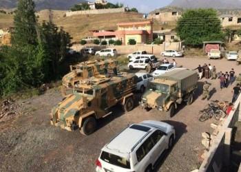 قوات تركية تدخل قرية شمالي العراق وتفطر مع أهلها