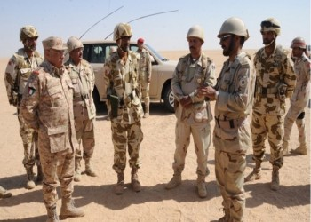 إصابة ضابط كويتي بمعارك مع «الحوثيين» في اليمن