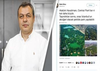 قصة تغريدة شكلت منعطفا في مسار مطار «أتاتورك» بإسطنبول