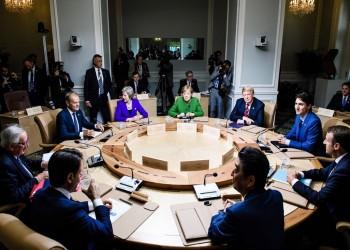 مجموعة السبع تتعهد بضمان سلمية برنامج إيران النووي