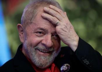 «لولا دا سيلفا» يتصدر استطلاعات رأي الانتخابات البرازيلية رغم سجنه
