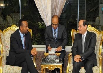 مصر تعفو عن 30 إثيوبيا ويغادرون على طائرة «أبي أحمد»