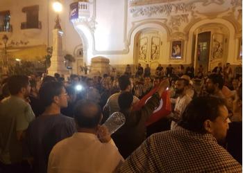 مظاهرات بتونس تنديدا بالتدخلات الإماراتية والسعودية