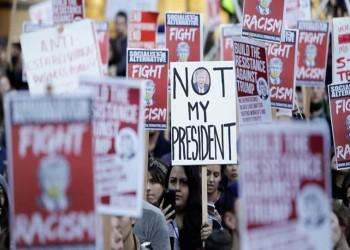 ترامب: هل سيترك أمريكا جريحة منقسمة؟
