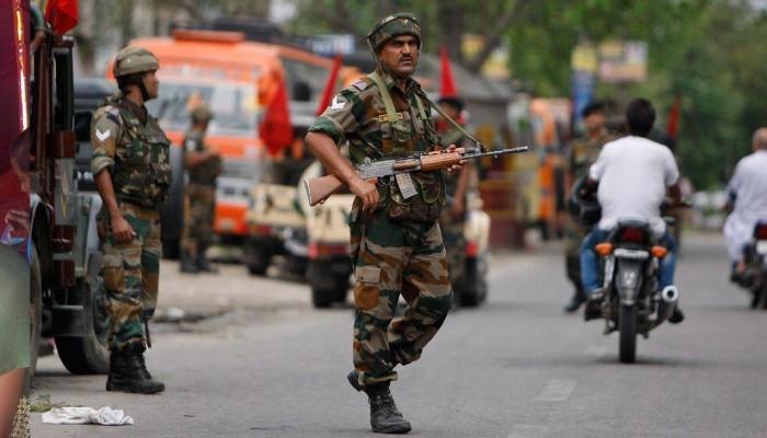 الهند تستأنف عملياتها العسكرية ضد المقاومين في «جامو وكشمير»