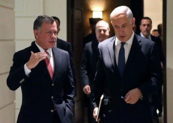 «نتنياهو» يجري زيارة خاطفة للأردن ويلتقي الملك «عبدالله»