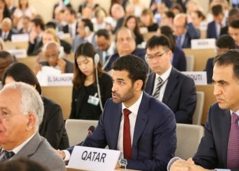 ممثلو دول الحصار يغادرون اجتماعا أمميا قبل كلمة لقطر