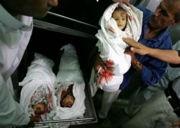 العنف «الإسرائيلي» ضد الأطفال نموذجا