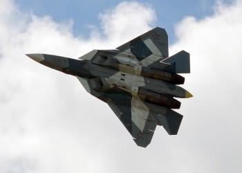 القوات الجوية الروسية تقرر إدخال مقاتلات الجيل الخامس للخدمة