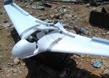 إسقاط طائرة استطلاع لـ«الحوثيين» جنوبي اليمن