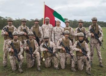 زيادة مدة الخدمة الإلزامية في الجيش الإماراتي