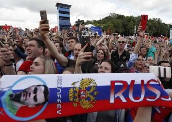 «نراكم بقطر».. المنتخب الروسي يشكر جماهيره بعد الخروج المونديالي