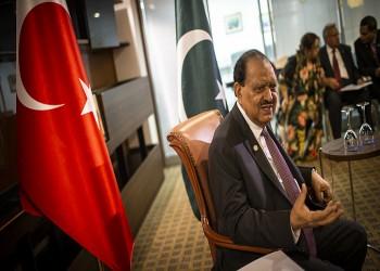 رئيس باكستان: علاقاتنا مع تركيا تشكل نموذجا لدول العالم