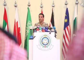 «التحالف»: لدينا أدلة على وجود عسكريين أجانب لتدريب «الحوثيين»