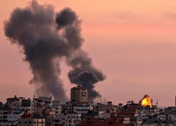 الاحتلال يشن غارات على غزة.. والمقاومة ترد بقصف مستوطنات