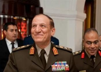 أنباء عن تدهور صحة رئيس الأركان المصري الأسبق بمحبسه