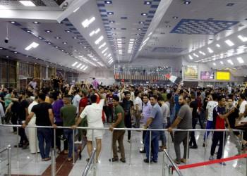 «الأردنية» و«فلاي دبي» توقفان رحلاتهما الجوية إلى النجف