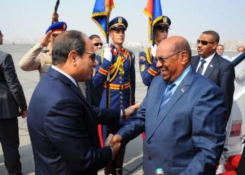 «السيسي» يزور السودان الخميس ويلتقي «البشير»